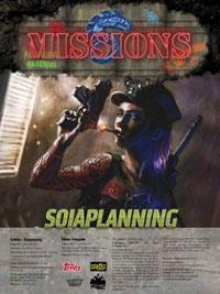 Shadowrun 4ème édition : Mission S03E11 - Sojaplanning