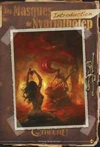 L'appel de Cthulhu 6ème édition : Les masques de Nyarlatothep