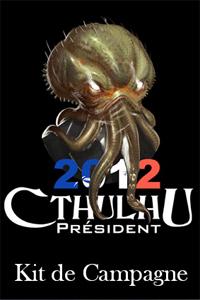 L'appel de Cthulhu 6ème édition : Cthulhu Président : kit de campagne