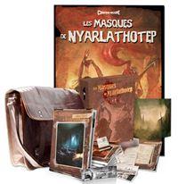 L'appel de Cthulhu 6ème édition : Les masques de Nyarlatothep - Edition Collector