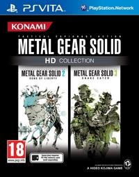 Metal Gear Solid HD Collection - Vita