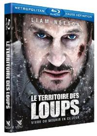 Le Territoire des loups - Blu-ray