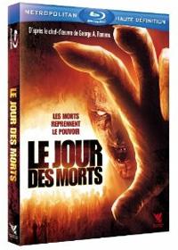 Le Jour des morts - Blu-ray