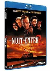 Une nuit en enfer 2 - Blu-ray
