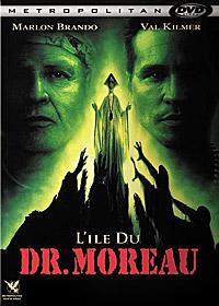 L'ile du docteur Moreau : L'Ile du Dr. Moreau - DVD