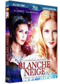 La Fantastique histoire de Blanche Neige Blu-Ray