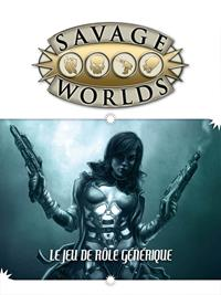 Savage Worlds : Livre de base