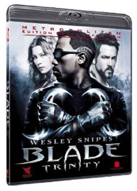 Blade : trinity : Blade Trinity - Blu-ray