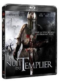 La Nuit du Templier Blu-Ray