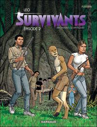 Cycles Survivants: Anomalies quantiques, épisode 2 : Anomalies quantiques, épisode 2