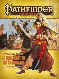 Pathfinder : L'héritage du feu 1 : le hurlement du Roi Charognard