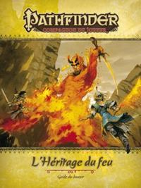 Pathfinder : Le guide du joueur de L'héritage du feu