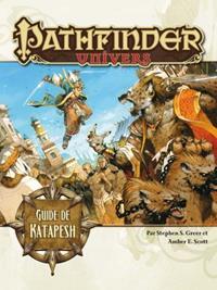 Pathfinder : Le guide du Katapesh