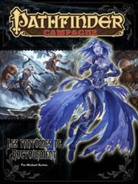 Pathfinder : La couronne putréfiée 1 : Les fantômes de Roctourment