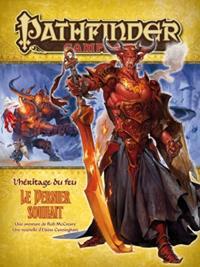 Pathfinder : L'héritage du feu 6: le dernier souhait