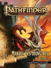 Pathfinder : Manuel des Monstres volume 1