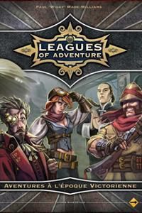 Leagues of Adventure : Livre de base