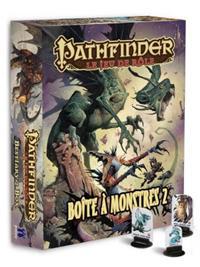 Pathfinder : Boite à monstres 2