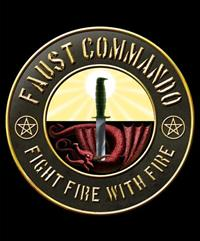 Faust Commando : Fight fire with guns