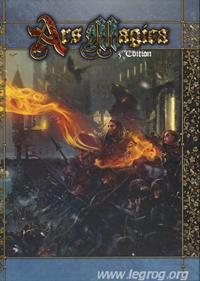 Ars Magica 5ème édition : Livre de base
