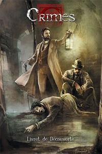 Crimes 2ème édition : Livret de Découverte