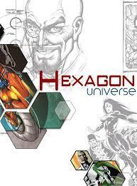 Hexagon Universe : L'Ecran du Meneur de Jeu