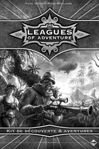 Leagues of Adventure : Kit de découverte et aventures