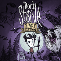 Don't Starve - Giant Edition - PSN