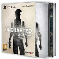Uncharted : The Nathan Drake Collection - Edition Spéciale - PS4