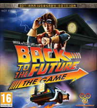 Retour vers le Futur : Le Jeu  - Edition 30ème Anniversaire - Xbox 360