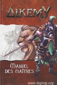 Alkemy 2ème édition : Manuel des maîtres