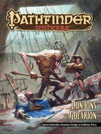 Pathfinder : Donjons de Golarion