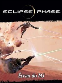 Eclipse Phase : Ecran du MJ