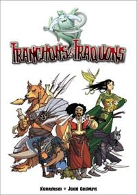 Tranchons & Traquons : Livre de base