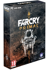 Far Cry Primal - Edition Collector -  Xbox One