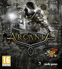 Gothic 4 : Arcania : ArcaniA - The Complete Tale - PS4