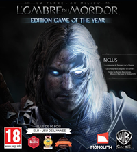 La Terre du Milieu - L'Ombre du Mordor - Edition Game of the Year - PS4