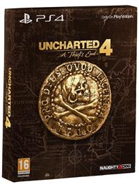 Uncharted 4 : A Thief's End - Edition Spéciale - PS4