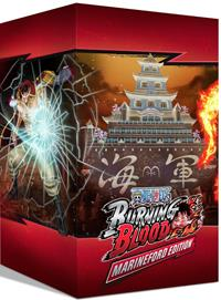 One Piece : Burning Blood - Edition Collector - PS4