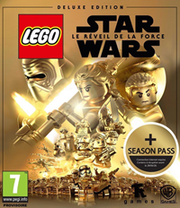 Lego Star Wars : le Réveil de la Force - Edition Deluxe - Xbox 360