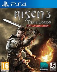 Risen 3 : Titan Lords - édition enhanced - PS4