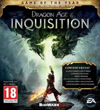 Dragon Age : Inquisition - Edition Jeu de l'Année - PS4