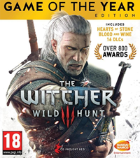 The Witcher 3 : Wild Hunt - Edition Jeu de l'Année -  Xbox One
