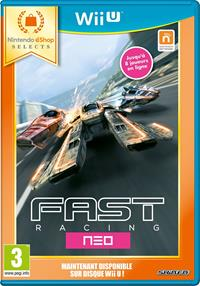 FAST Racing Neo - WiiU