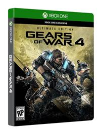 Gears of War 4 : Ultimate Edition - Xbox One