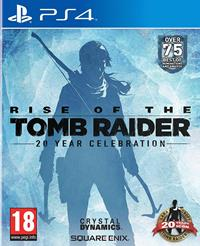 Rise of the Tomb Raider : 20ème Anniversaire - PS4