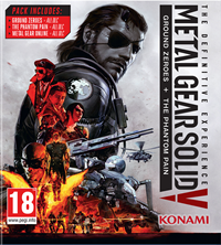Metal Gear Solid V : The Phantom Pain : Metal Gear Solid V : The Definitive Experience - PS4