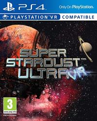 Super Stardust Ultra VR - PSN