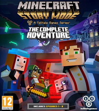 Minecraft : Story Mode - The Complete Adventure - PS3