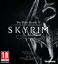 The Elder Scrolls V : Skyrim - Special Edition - PS4